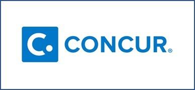 concur expense management software solution