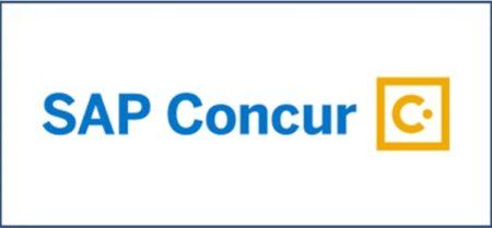 SAP-concur-button